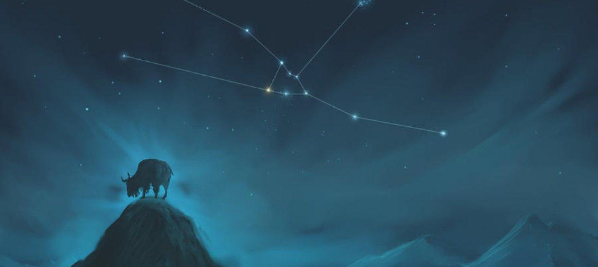 Созвездие Телец